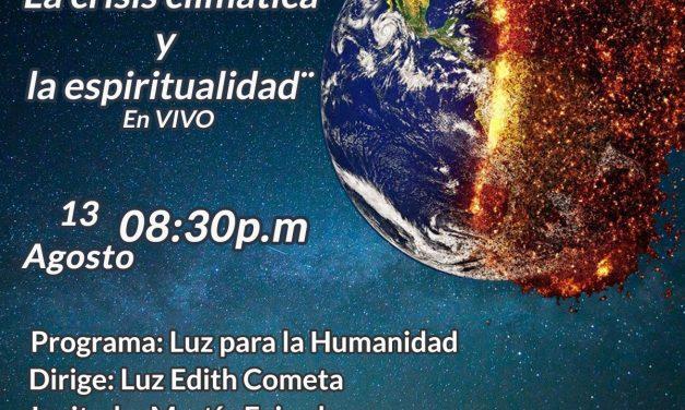 La crisis climática y la espiritualidad